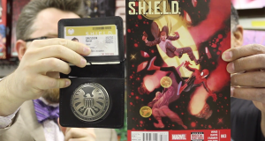 ComicsOnline Podcast S15E22 SHIELD Badge