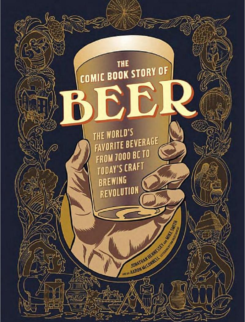 comic story of beer 4
