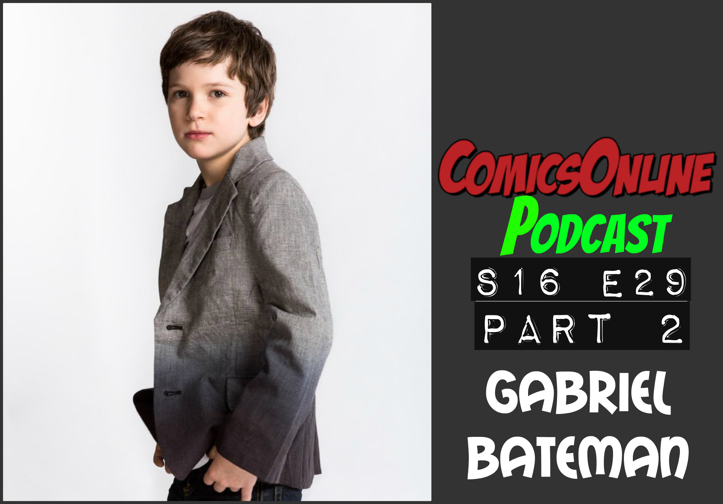 gabriel bateman outcast