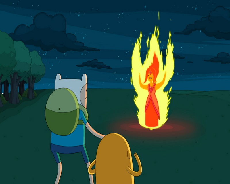 Adventure time burning low full episode online