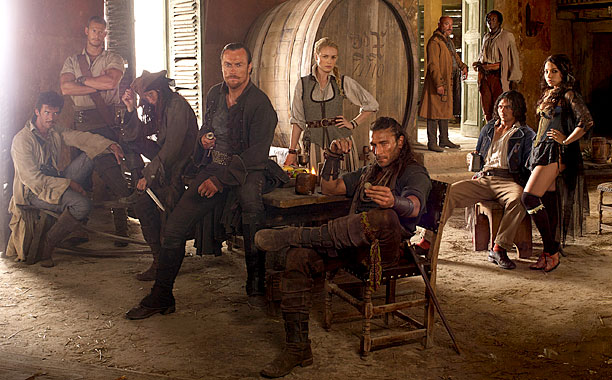 Television - Black Sails #1: Because pirates keep us busy during ...
