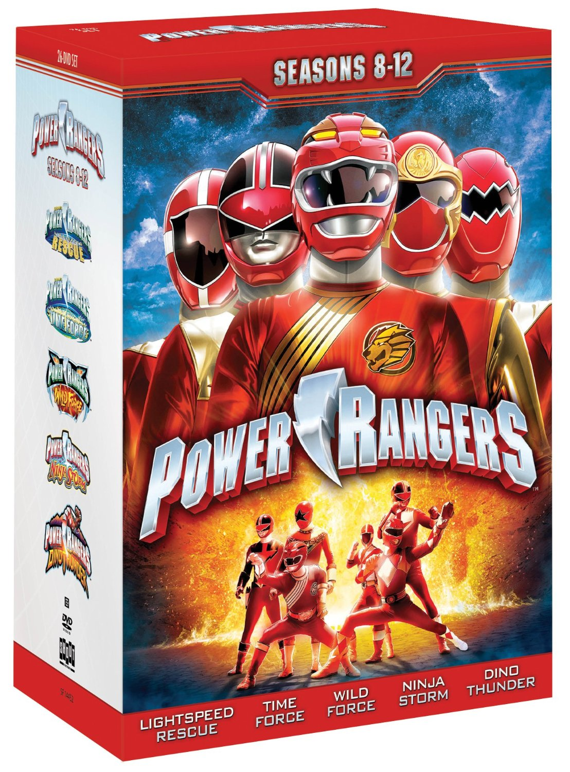 power rangers box set comicsonline. Black Bedroom Furniture Sets. Home Design Ideas