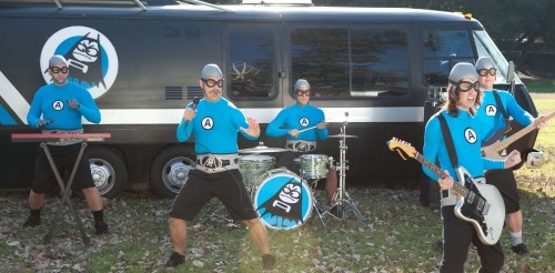 "TV Review: The Aquabats! Super Show! - ""ManAnt!"" (Series Premiere)"