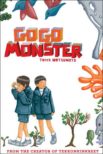 Manga Review: GoGo Monster