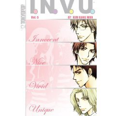 Manga Review: I.N.V.U. Volume 5