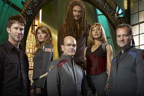 DVD Review: Stargate Atlantis Season 5