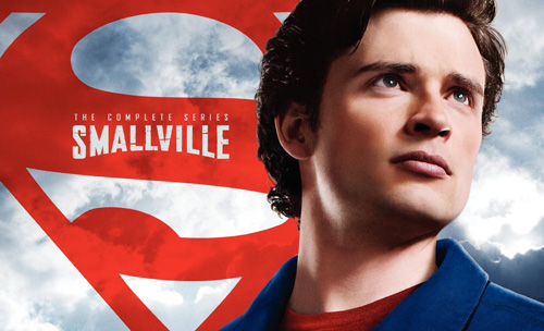 DVD Review: Smallville: The Complete Series