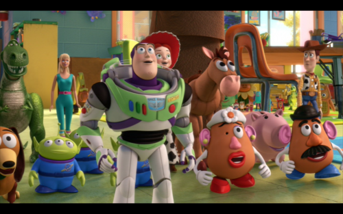 Blu-ray Review: Toy Story 3 4-Disc Combo Pack