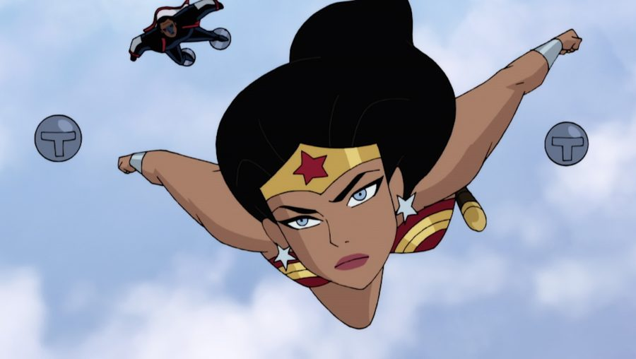Blu Ray Review Justice League Vs The Fatal Five Comicsonline