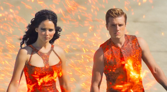 Movie Review: The Hunger Games: Catching Fire (Second ...