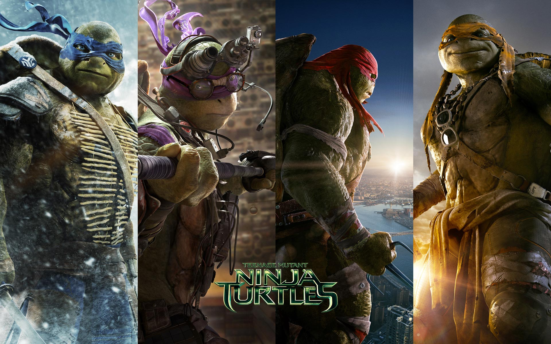 Review Teenage Mutant Ninja Turtles