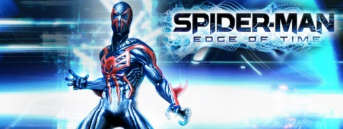 Xbox 360 Review: Spider-Man: Edge of Time