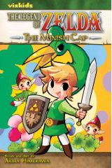 Manga Review: The Legend of Zelda: The Minish Cap